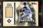 1999 Ultimate Victory Fame Used Nolan Ryan Game Used Bat Relic