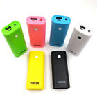 5600Mah 5V Usb Power Bank Case 18650 Battery Charger Diy Box For*Cell Phone X JD