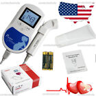 Blue Color 3Mhz Probe Fetal Dopler Baby Sound Heart Beat Monitor CONTEC 2019 USA