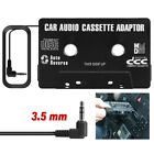 Car Tape Cassette AUX Audio Adapter for iPhone iPod MP3 CD MD Enjoy Music A1D0Y