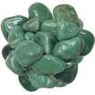1 lb Green Jade Tumbled Stones - Grade 1 - Medium - 1