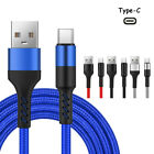 1-3M Micro USB Type-C IOS High speed Fast Charger Cable For Apple iPhone Samsung