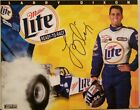 1999 Signed Larry Dixon NHRA Handout Top Fuel Miller Lite Free Shipping  8 x 10