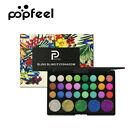 Beauty Shimmer Glitter EyeShadow Powder Palette Matte Soft Cosmetic Makeup Tools