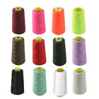 3000 Yds Industrial Overlock Sewing Machine Polyester Thread Cone All Purpose