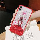 Bling Cover For Phone Xs Max Glitter Gold Foil Epoxy Marble Back Case Fashion
