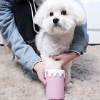 Portable Baby Dog Paw Cleaner Pet Cleaning Brush Cup Foot Cleaner Feet  Washer