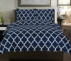 Utopia Bedding Luxurious 3 Piece Printed Duvet Cover Set with 2 Pillow Shams image