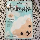 Pretty Animalz Face Mask by Masquebar Calming Face Sheet Mask NEW lamb