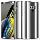 For Samsung Galaxy S8 S9 Plus Note S7 Magnetic Shockproof Protector Mirror Case