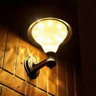 32 Led Outdoor Waterproof Solar Powered Wall Light Patio Garden Fence Yard Lamp
