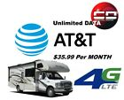 Unlimited Data Plan 4G LTE AT&T Unthrottled $34.99-Month Hotspot Tablet Phone