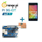 Lot Orange Pi 3G-IOT Bluetooth wifi 3G Raspberry arduino DIY Phone +Touch Screen