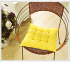 Indoor Outdoor Dining Garden Patio Soft Chair Seat Pad Cushion Home Decor UK iv