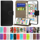 'For Apple Ipod Touch 5th 6th 7th Generation Flip Wallet Leather Stand Case Cover