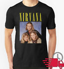 NEW Nirvana Hanson Tee Black T Shirt Size S-3XL