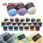Kyпить Mixed Lot 23 color 50g DK Knitting Crochet Milk Soft Baby Cotton Wool Yarn US на еВаy.соm