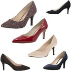 Cole Haan Women Juliana 75mm High Heel Stiletto Pumps Classic Dress Shoes NEW