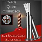 4 And 5 Square Cable Wire Stripping And Twisting Tool US FREE SHIPPING