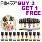 Elite99 Essential Oil 100% Pure Nature Aroma 10ml For Essential Oils Diffuser US