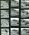 1967 POUPEE BOCAR 8X10 CONTACT SHEET GET SMART ACTRESS 12 PHOTOS by MAYDOLE #14