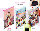 TWICE FANCY YOU 7th Mini Album + Preorder Set Photocard Unfolded Poster