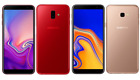 Samsung Galaxy J6 Plus 2018 Unlocked 64 GB J610 Grey Black Red