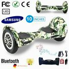 6 5 10 Bluetooth Skateboard Self Balance Scooter Hoverboard Sumsung-Akku LED