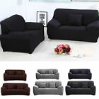 Stretch Chair Sofa Covers  2 3 Seater Protector Loveseat Couch Cover Slipcover