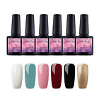 NEW UV LED Gel Nail Polish 6pc Starter Kit Soak Off Base Top - Best Reviews Guide