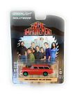 GREENLIGHT 1/64 1955 CHEVROLET BEL AIR NOMAD RED HOME IMPROVEMENT  CHASE 44830 E