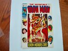 Iron Man #18 (1969) 6.5 FN+ Marvel Key Issue Silver Age Comic