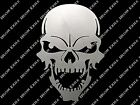 Skull 05 Metal Stencil Wall Art Garage Hot Rat Rod Motorcycle Chopper Kustom