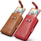 Multifunction Detachable Magnetic PU Leather Wallet Case For Phone X/XS/S8/S10