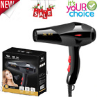 IONIC HAIR DRYER 2100W Woman Salon Ceramic Blow Professional Hair Care Styling