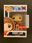 Target Lady Target EXCLUSIVE Funko POP #06 SNL Saturday Night Live