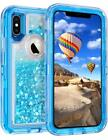For Apple iPhone X /XS/XR /XS MAX /8/7/6 Shockproof Defender Glitter Case Cover