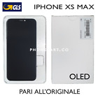 OLED DISPLAY SCHERMO LCD PER APPLE IPHONE XS MAX TOUCH SCREEN - ORIGINALE