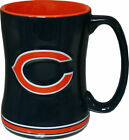 Chicago Bears 15 Ounce Sculpted Logo Relief Coffee Mug on eBay