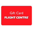 Flight Centre Gift Card $50, $100 or $250 - Email Delivery