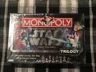 Star Wars Monpoly Original Trilogy Edition 2004 *Factory Sealed