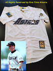 NEW Jeff Bagwell Houston Astros Men's White 1995-1999 Style Retro Jersey Biggio on Ebay