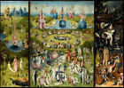 Hieronymus Bosch: The Garden of Earthly Delights. Fine Art Print/Poster