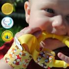 Loopy Gear Baby Rattle and Toy Holder ~ Choose Pattern