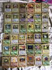 Pokemon Cards Jungle Complete Set 64/64 WOTC Some 1st edition