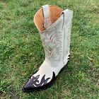 Genuine Leather Cowboy Boots Handmade