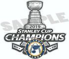 St. Louis Blues 2019 NHL Stanley Cup Champions Decal / Sticker $4.39 USD on eBay