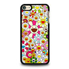 TAKASHI MURAKAMI FLOWERS For Apple iPod Touch 4 5 6 Phone Case Gen Cover 1