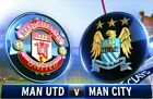 MANCHESTER UNITED vs. MANCHESTER CITY Derby Time