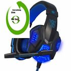 ONIKUMA PC780 Wired Gaming Headphones 3.5MM HIFI Bass Stereo Gaming Headset LED